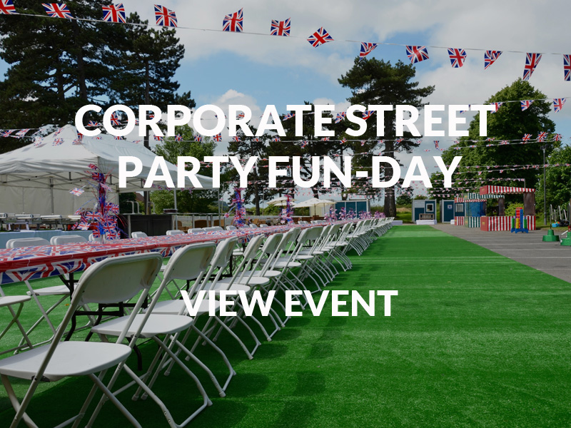 Corporate Fun Day
